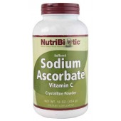 Buffered Sodium Ascorbate Vitamin C Powder 16 oz