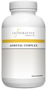 Adrenal Complex (Integrative Therapeutics) 180 Capsules