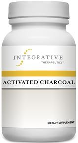 Activated Charcoal ( Integrative Therapeutics) 100 Capsules