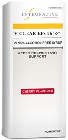 V Clear EPs 7630™ Cherry Flavor(Integrative Therapeutics)  4 fl. oz (120 ml)