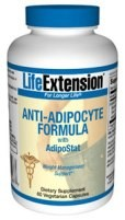 Advanced Anti-adipocyte Formula >60 capsules by Life Extension.