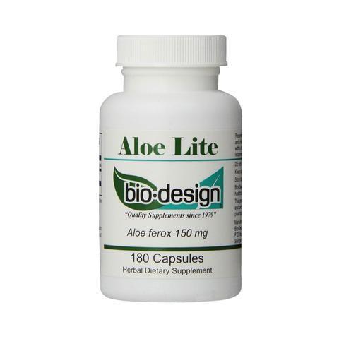 Aloe Lite 180 capsules (Bio-Design)