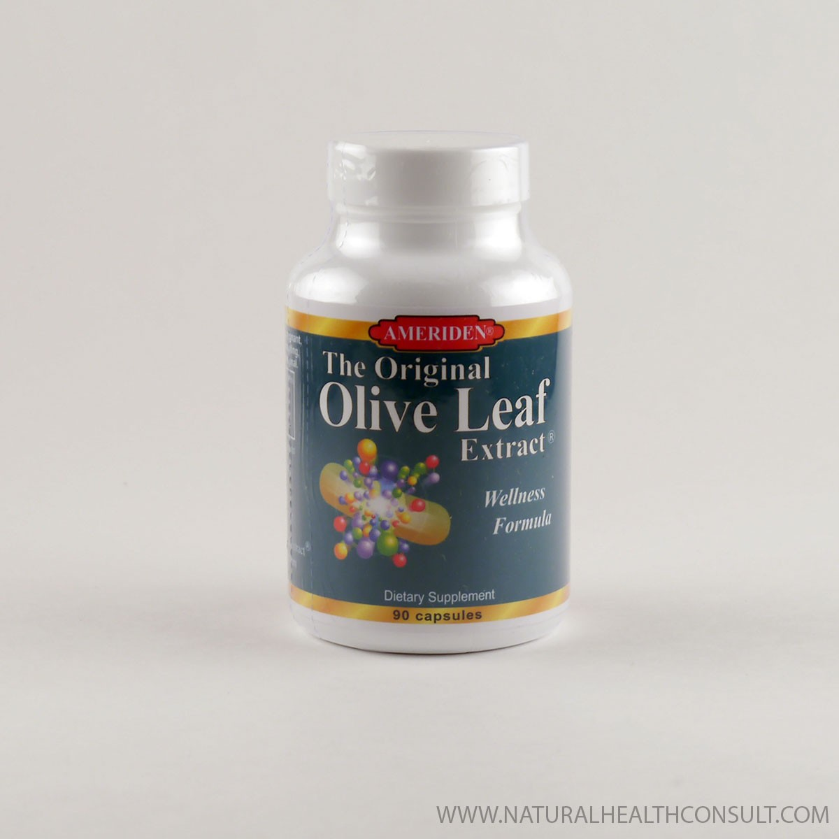 Olive Leaf Extract 525 mg