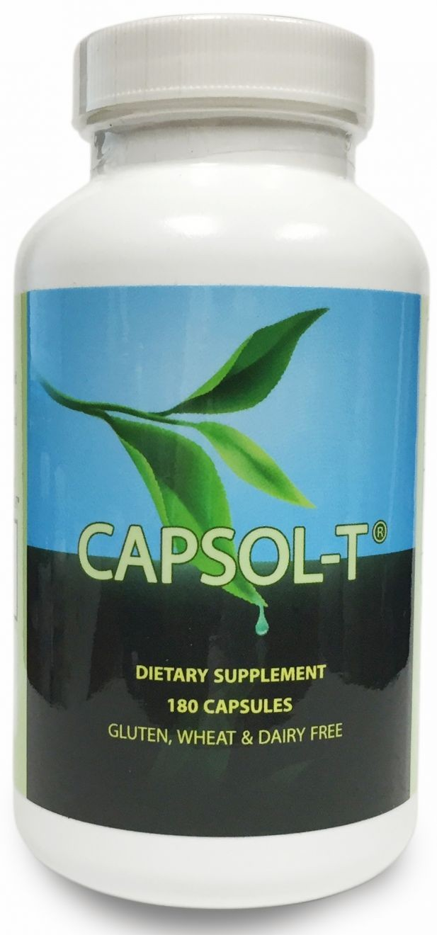 Capsol-T (Syntratech) 180 capsules (formerly Syntra-T6)