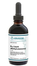 Liquid Vitamin B12 (Complementary Prescriptions) 1 mg - 4 fl. oz (120 ml)