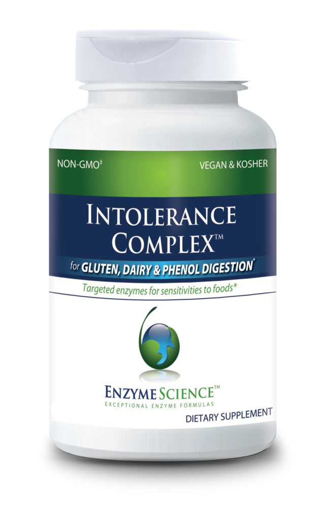 Intolerance Complex (Enzyme Science) 90 capsules