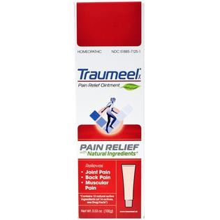 T-Relief (Traumeel) ointment 50gm (Pack of 2)