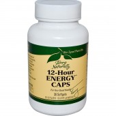 12-Hour ENERGY CAPS   30 softgels by Europharma