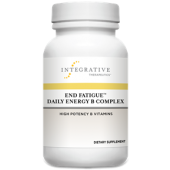 End Fatigue Daily Energy B Complex (Integrative Therapeutics) 30 Ultra Capsules