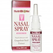 Nasal Spray (Nutribiotic) fl oz