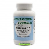 Buffered C (Professional Formulas) 200 tablets