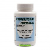 Calcium Arginate with Aspartate (Professional Formulas) 200 capsules.
