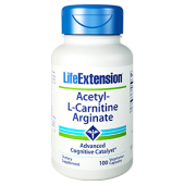 Acetyl-L-Carnitine arginate 100 caps by Life Extension
