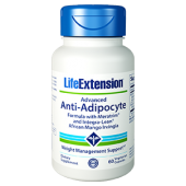 Advanced Anti-Adipocyte Formula Integra-Lean 60 caps by Life Extension.