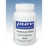 Astaxanthin 4mg (Pure Encapsulations) 120 capsules