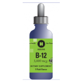 B-12 liquid 1 oz by Mt. Angel Vitamins.