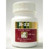 B-12  60 tabs by Intensive Nutrition.