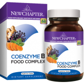 Coenzyme B Food Complex 90 Tablets New Chapter