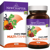 Every Man™ Multivitamin 120 Count  New Chapter