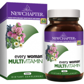 Every Woman™ Multivitamin  120 Tablets  New Chapter