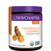 Fermented Turmeric Booster Powder (New Chapter)  2.2 oz