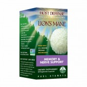 Lion's Mane (Host Defense) 30 capsules