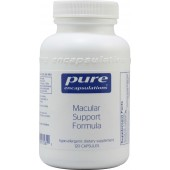 Macular Support Formula (Pure Encapsulations) 120 capsules