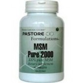 MSM Pure 2000 (Pastore Formulations) 60 Tablets