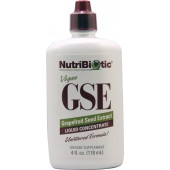 Grapefruit Seed Extract / GSE (Nutribiotic) 4 fl oz