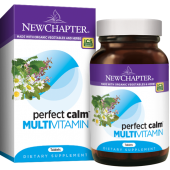 Perfect Calm™ Multivitamin 144 count New Chapter
