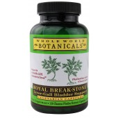 Royal Break-Stone Liver-Gall Bladder Support by Whole World Botanicals 120 capsules