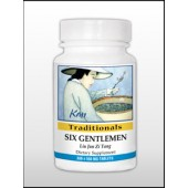 Six Gentlemen (Kan Herbs) 300 Tablets