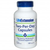 Two-Per-Day Tablets  120 tablets by Life Extension