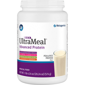 UltraMeal Advanced Protein Medical Food (Metagenics) 616 grams / Plain
