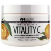 Vitality C 200 grams( by American Nutriceuticals )