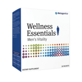 Wellness Essentials Men's Vitality (Metagenics) 30 Packets