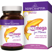Wholemega for Moms (New Chapter)  90 softgels