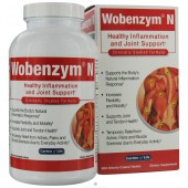 Wobenzym N 800 Tabs  (by Garden of Life)